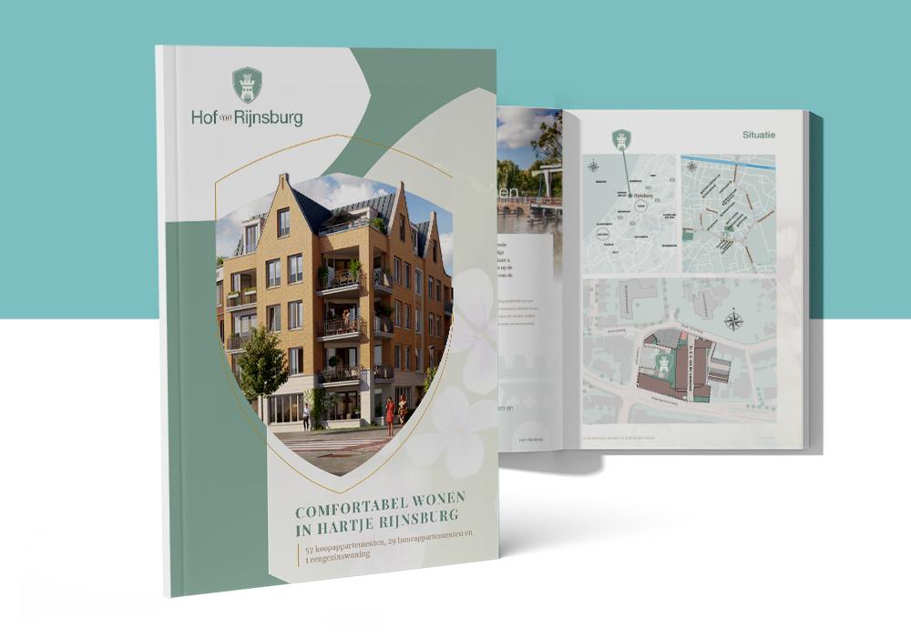 hof van rijnsburg brochure