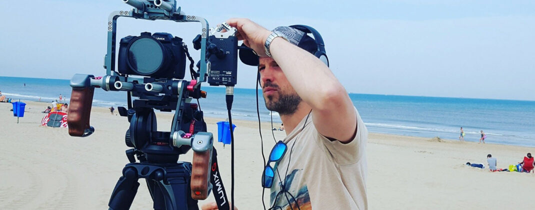 RobinC, onze vaste videograaf